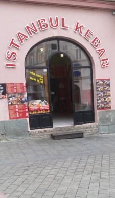 Istanbul Kebab Ostružnická, Olomouc