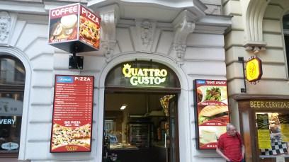 Quttro Gusto Korunní, Praha