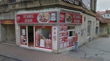 Istanbul kebab Teplice
