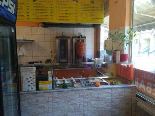 Interiér - Istanbul Kebab, Náchod