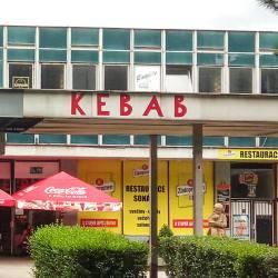 Kebab v Neštěmicích? Opravdu? - Kebab OC Květ (Ústí nad Labem - Neštěmice)
