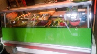 Pult - Kebab OC Květ (Ústí nad Labem - Neštěmice)