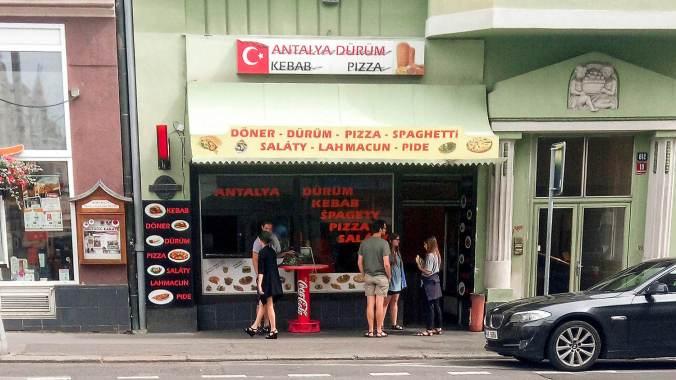 Velký döner - Antalya Kebab (Děčín)