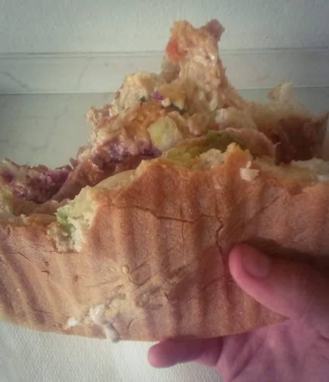 Melu z posledního - Holl Kebab (Chabařovice)