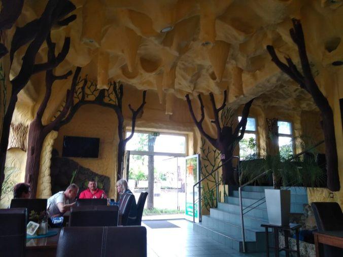 nejlepší interiér - Urkesh Grillrestaurant (Magdeburg)