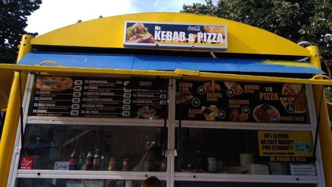 Mr. Kebab & Pizza (Praha)