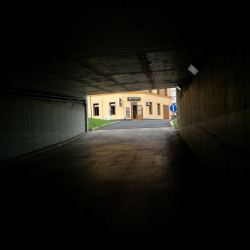 Světlo na konci tunelu - Maidum kebab, Ústí nad Labem