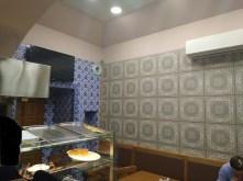 interiér - Istanbul Kebab Arbesovo náměstí (Praha)