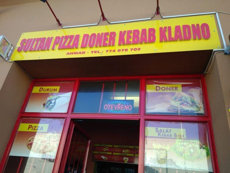 Exteriér - Sultan Pizza Doner Kebab (Kladno)