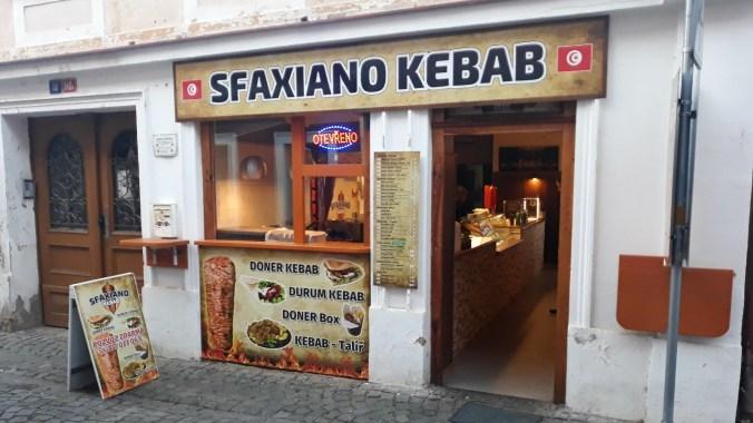 Exteriér - Sfaxiano Kebab, Litoměřice