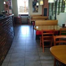 Interiér - Original Döner Kebab House, Tábor