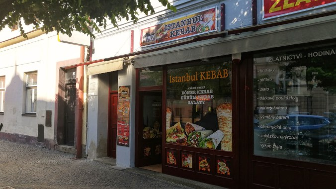 Istanbul Kebab (Jindřichův Hradec)