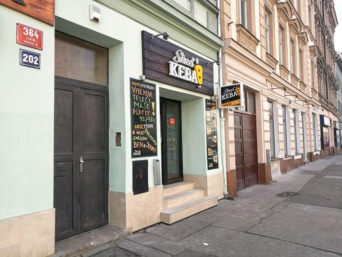 Kebabárna - Street Kebab, Praha