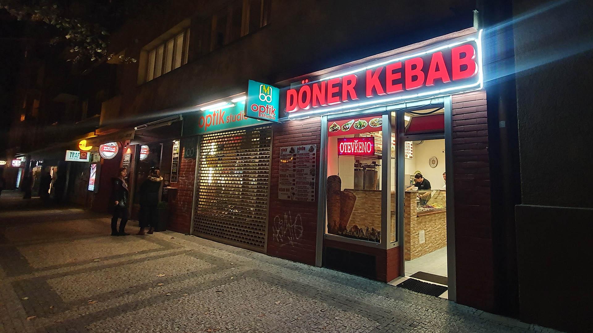 Express Kebab Ortenovo náměstí (Praha)