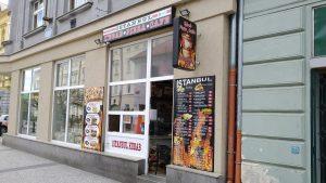 Istanbul Kebab, Louny