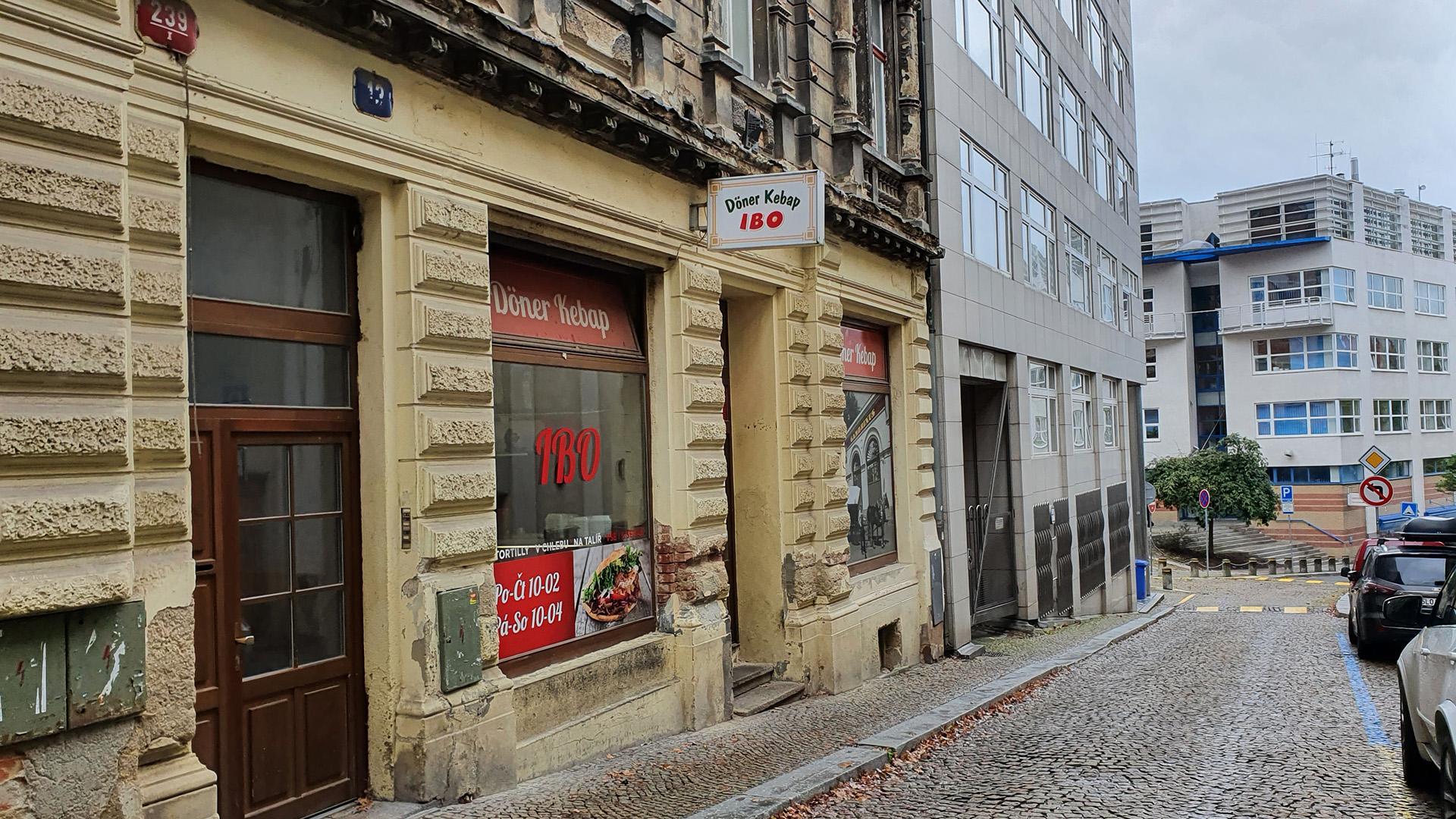 Döner Kebab Ibo, Liberec