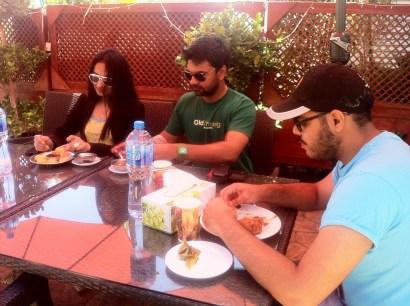 Neil & Shruti with Sachneet