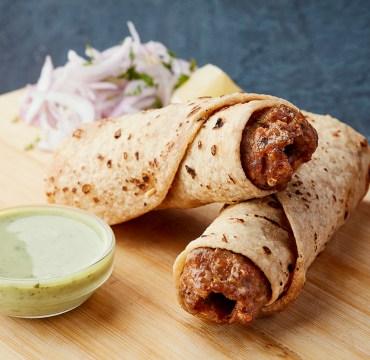 Kebab Wraps - Kebab Bistro
