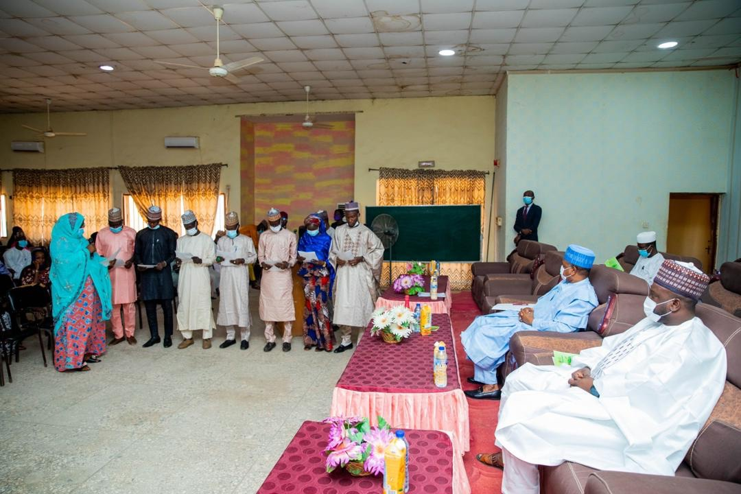 Education: Bagudu charges new, NUKESS Exco to surpass performance of predecessors, set agenda