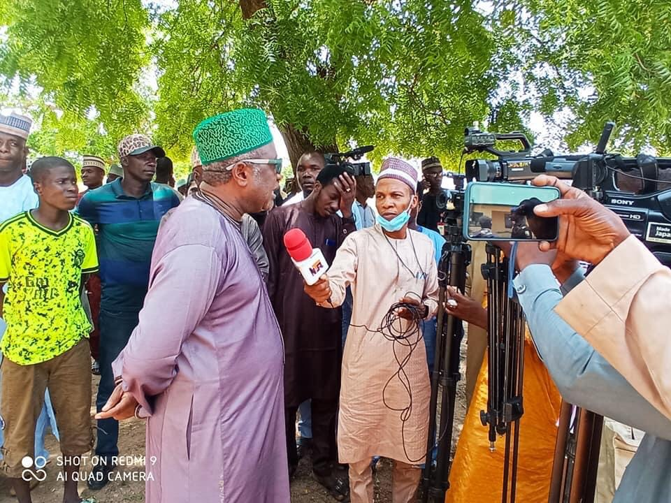 MD Hydroelectric Power Producing Areas Development Commission visits Birnin Yauri to over abduction of students, staff of FGC
