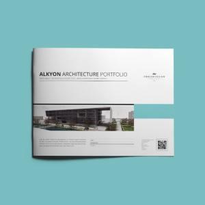 Alkyon Architecture Portfolio US Letter Landscape