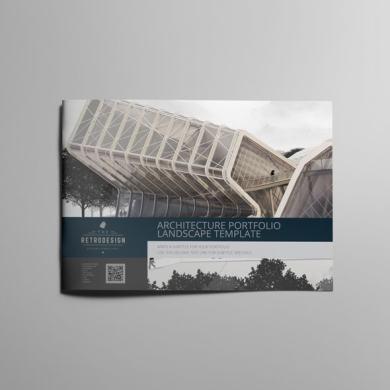 Architecture Portfolio Landscape Template – kfea 1-min