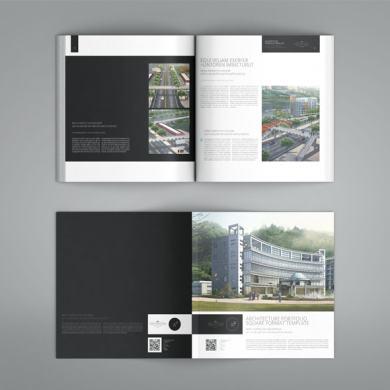 Architecture Portfolio Square Format – kfea 1-min