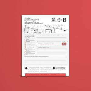 Merikon Customer Questionnaire US Letter Template