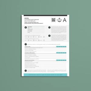 Nemma Customer Questionnaire US Letter Template