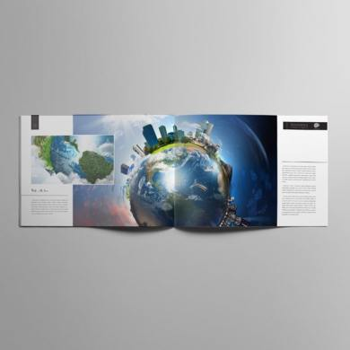 20 Pages A4 Travelbook Template – kfea 1-min