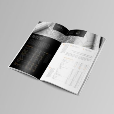 20 Pages Business Plan Template – kfea 1-min