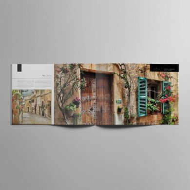 20 Pages Travel Album Template – kfea 1-min
