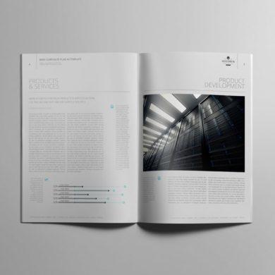 Brief Corporate Plan A4 Template – kfea 4-min