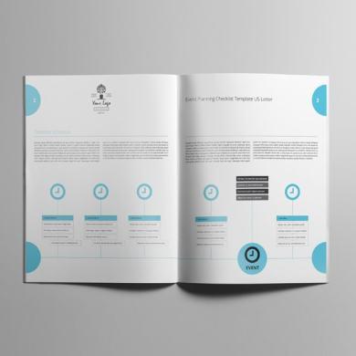 Event Planning Checklist Template US Letter – kfea 4-min