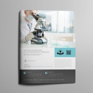 Job Cost Estimation US Letter Booklet Template – kfea 1-min