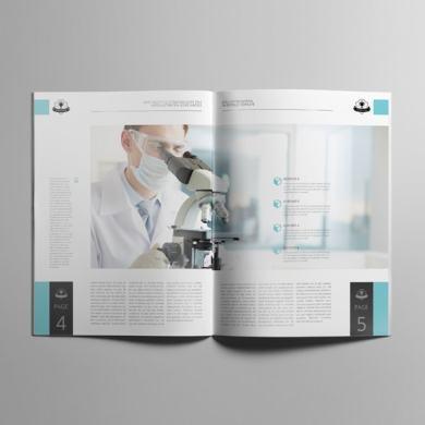 Job Cost Estimation US Letter Booklet Template – kfea 3-min