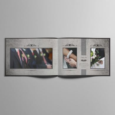 Royal Wedding Photobook Template – kfea 1-min