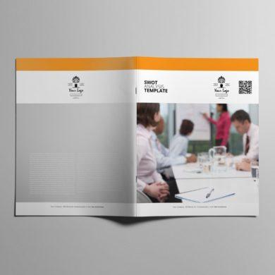 SWOT Analysis Template US Letter – kfea 3-min