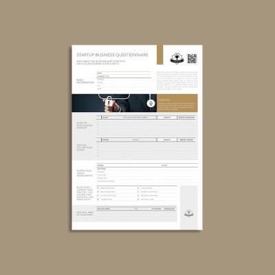 Startup Business Questionnaire