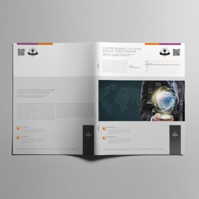 Startup Business US Letter Booklet Questionnaire – kfea 1-min