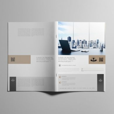 Survey of Priorities A4 Booklet Template – kfea 3-min