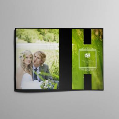 Wedding Photo Album Template A – kfea 1-min