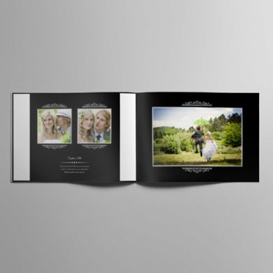 Wedding Photo Album Template A – kfea 4-min