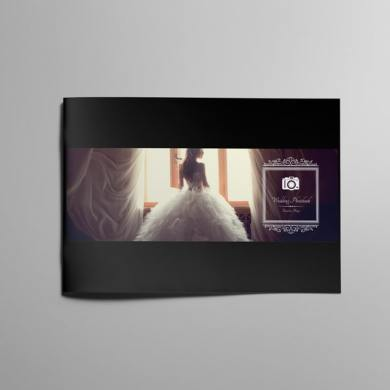 Wedding Photo Album Template B – kfea 1-min