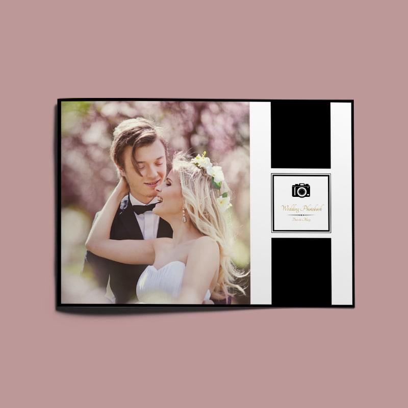 Wedding Photo Album Template C