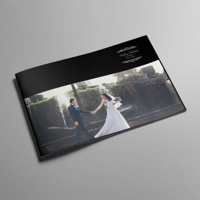 Wedding Photo Album Template D – kfea 4-min