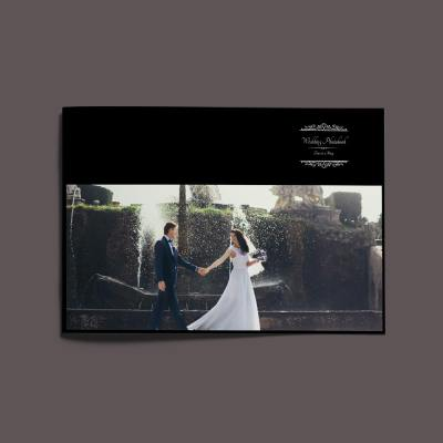 Wedding Photo Album Template D