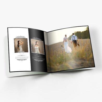 Wedding Photo Album Template E – kfea 1-min