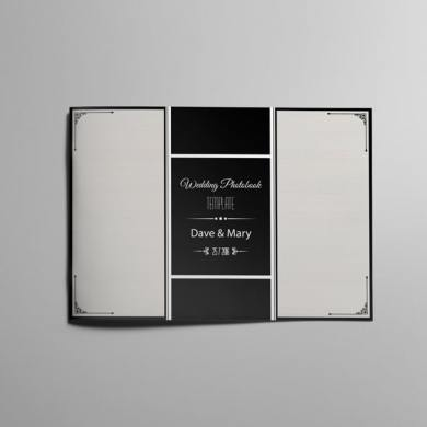 Wedding Photobook Template A – kfea 4-min