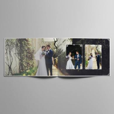 Wedding Photobook Template B – kfea 2-min